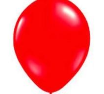 Standard Red Latex Balloon