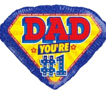 father's day balloon delivery