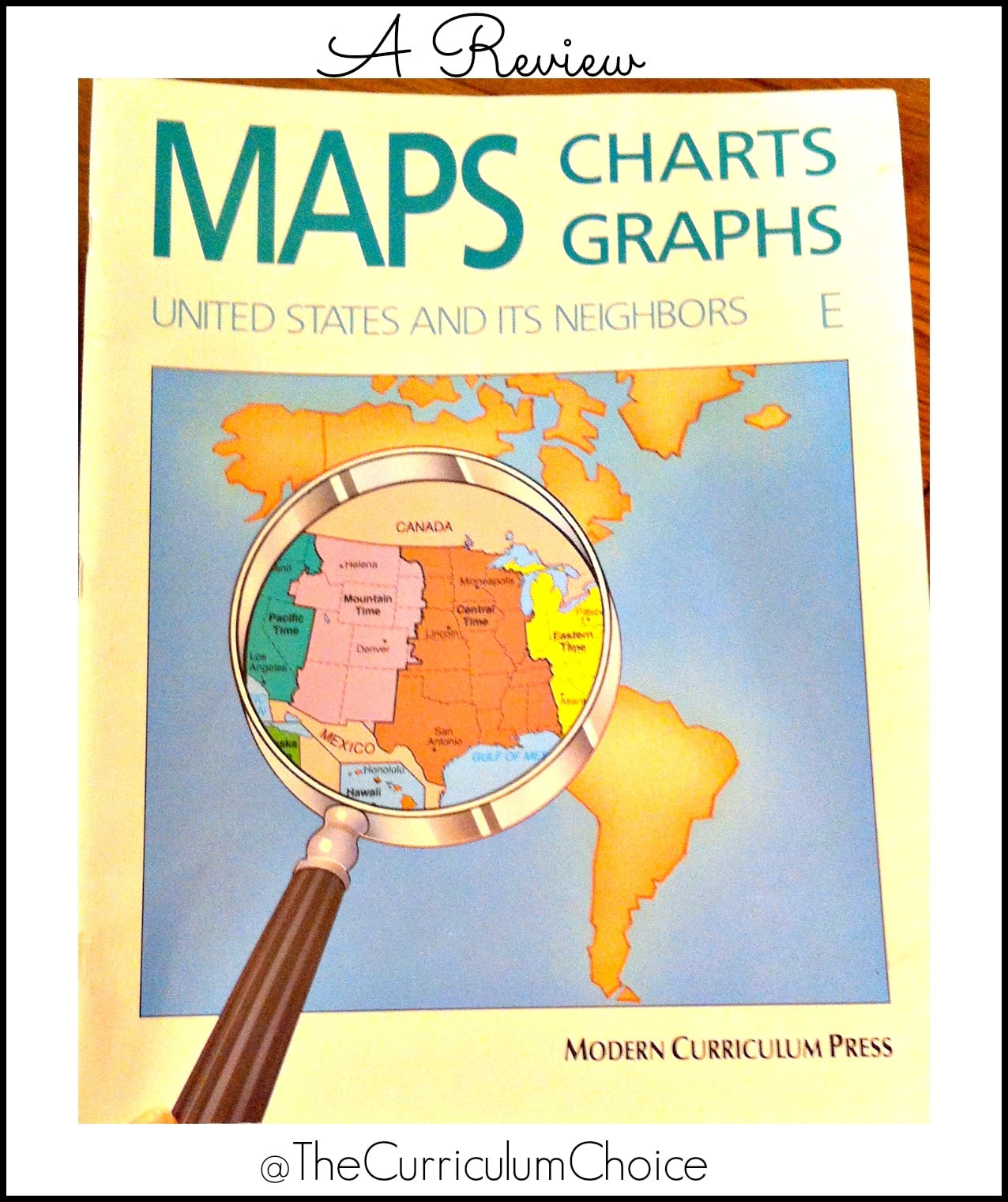 Maps Charts Amp Graphs Review