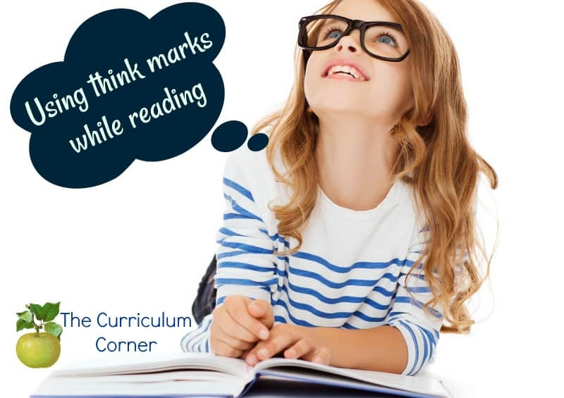 Help your students develop their reading comprehension skills with the help of our free Think Mark tools.