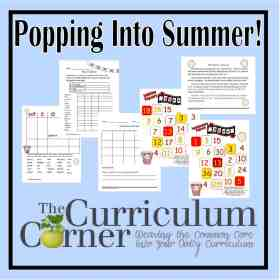Amazing collection of end of the year activities, printables & more free from The Curriculum Corner Worth checking out!