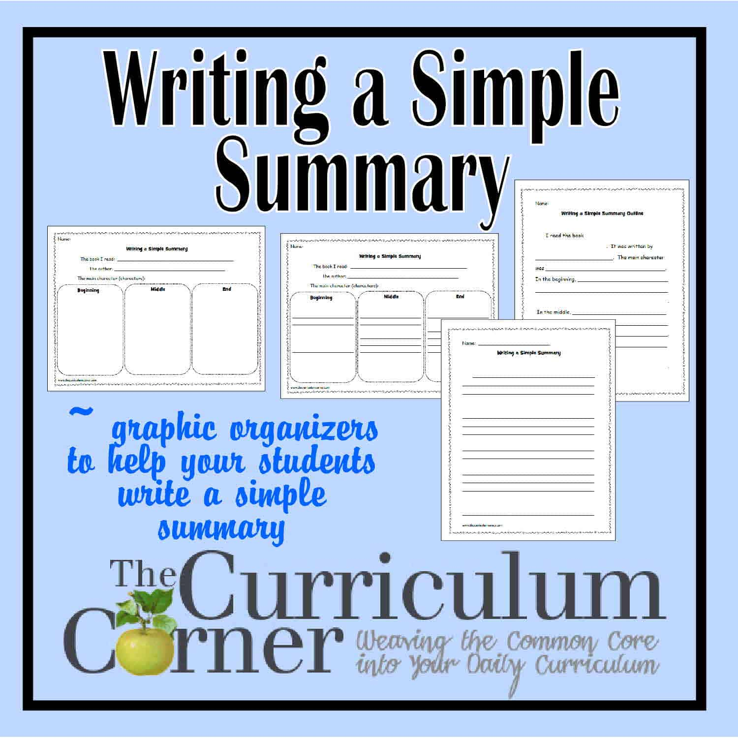 Search Results For Nonfiction Graphic Organizer
