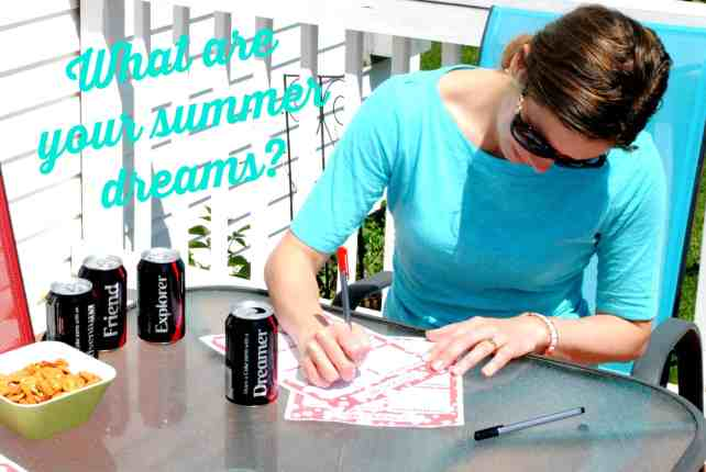 Teachers - Share a Coke & Plan Your Summer! Great free summer planning printable!