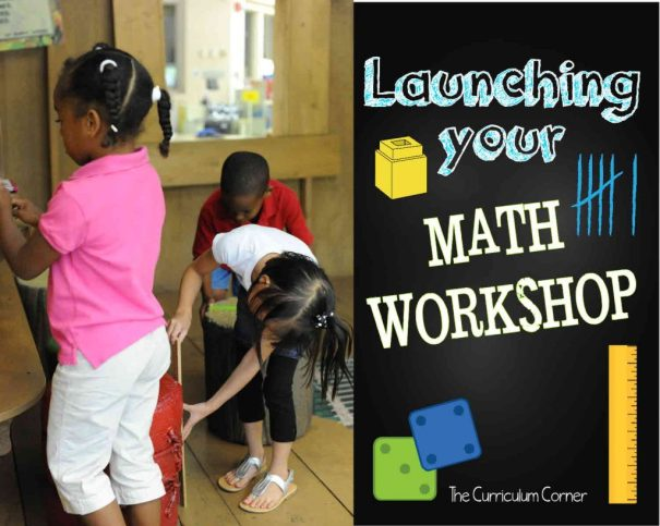 This free launching math workshop unit of study is designed to help you get a workshop approach started in your classroom.