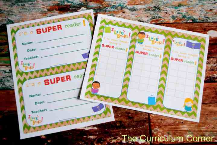 FREE independent reading motivation printable resources for motivating your reluctant readers during independent reading workshop
