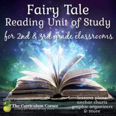 Fairy Tale Reading Unit of Study