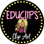 The Curriculum Corner is happy to use clip art from Educlips!