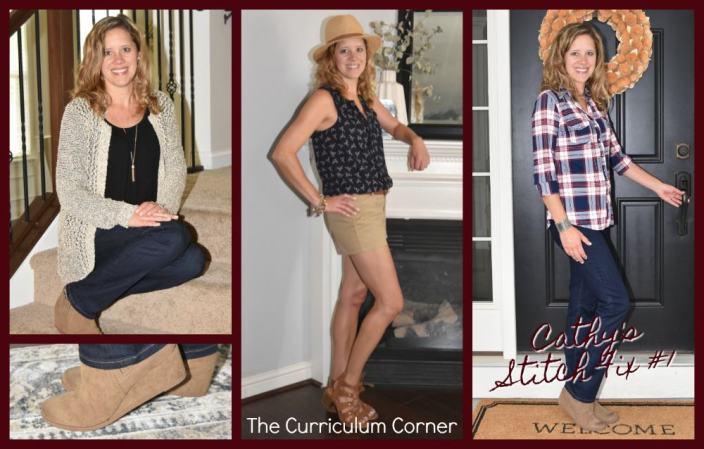 Stitch Fix Review 1 by The Curriculum Corner