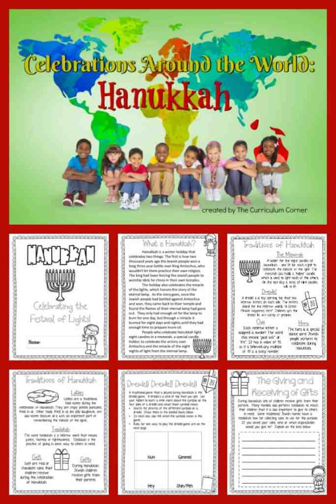 Hanukkah Traditions - Celebrations Around the World 2