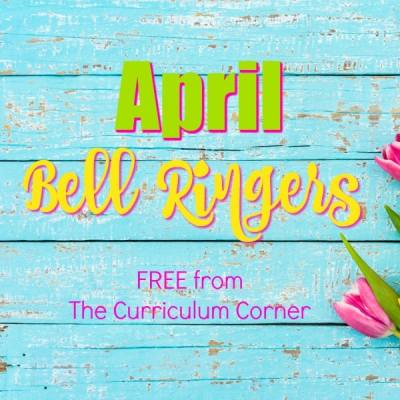 April Bell Ringer Questions