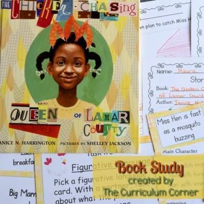 Book Study: Chicken Chasing Queen