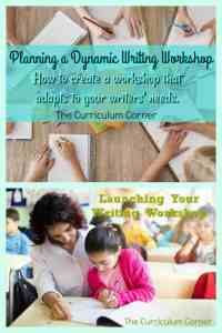 Dynamic Writing Workshop Tutorial from The Curriculum Corne
