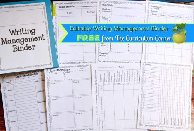 writing binder dynamic writing post