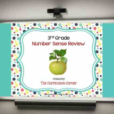 Review Game: 3rd Grade Number Sense