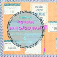 Duck© Tape Interactive Ocean Bulletin Board