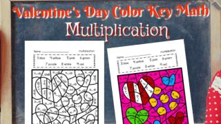 Valentine's Day Color Key Multiplication