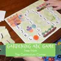 Spring ABC Game