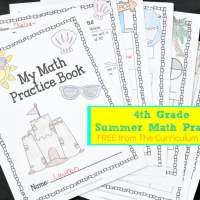 4th Grade Summer Math Booklet