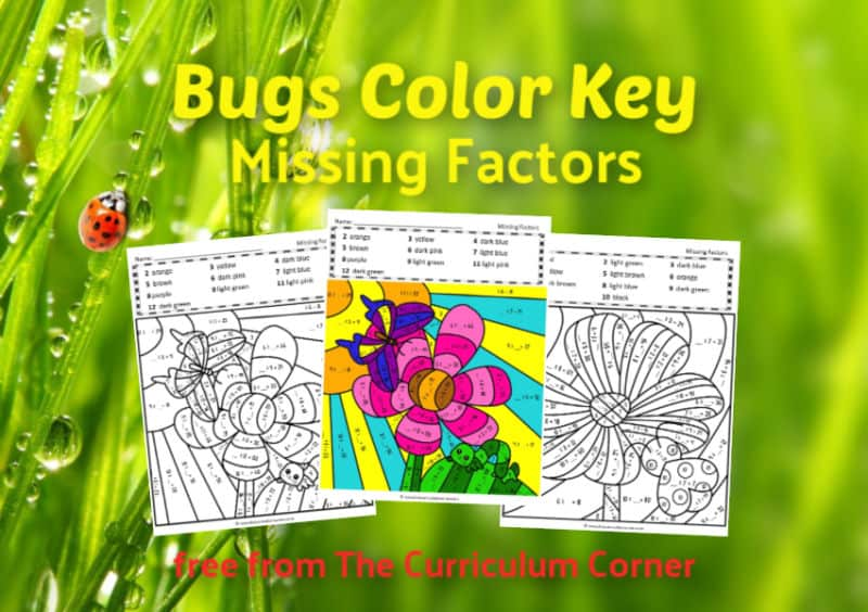 Bugs Color Key Multiplication