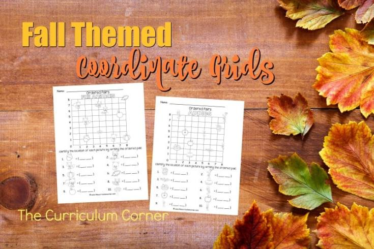 Fall Coordinate Grids