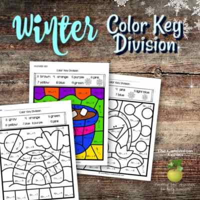 Winter Color Key Division