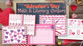 Math & Literacy Centers