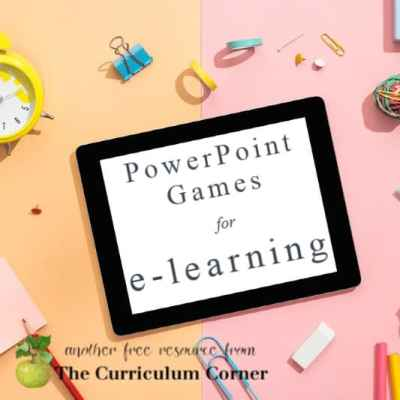 PowerPoint Games for e-Learning