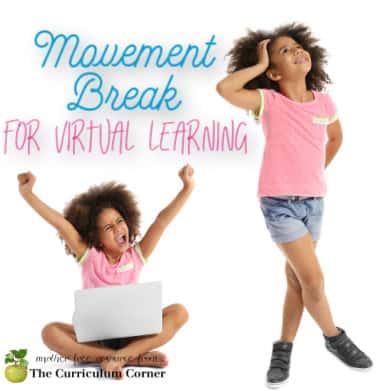 Movement Break for Virtual Learning