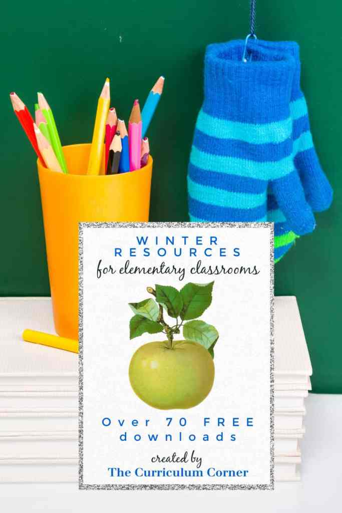 Take a look at our ultimate winter collection of free resources for teachers. Created for teachers & homeschool families by The Curriculum Corner.