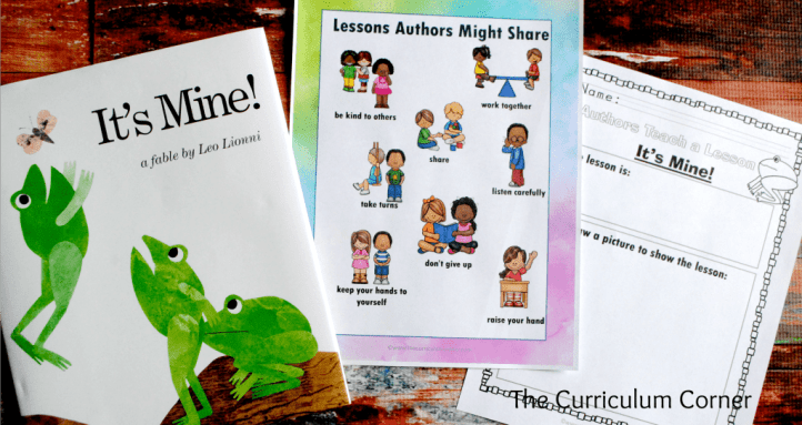 Using Leo Lionni as a Mentor Author in Writing Workshop | Free resources from The Curriculum Corner