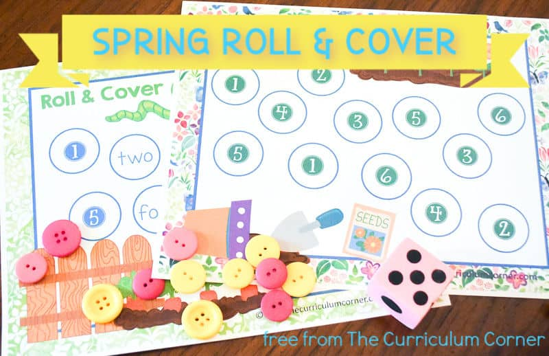 spring roll and cover game