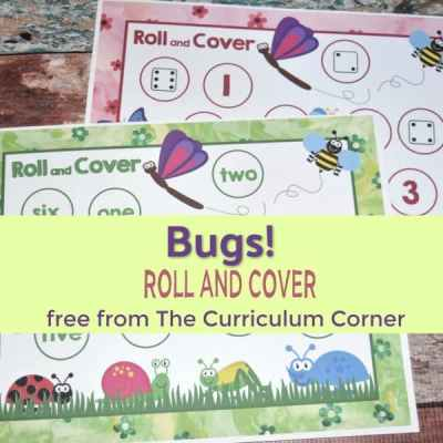 Bugs Roll and Cover 1-10