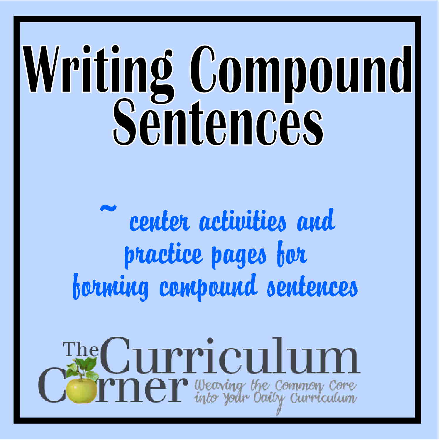 Compound Sentences