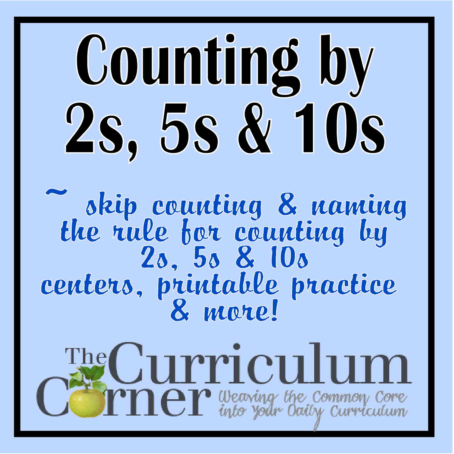 Skip Counting By 2s 5s And 10s
