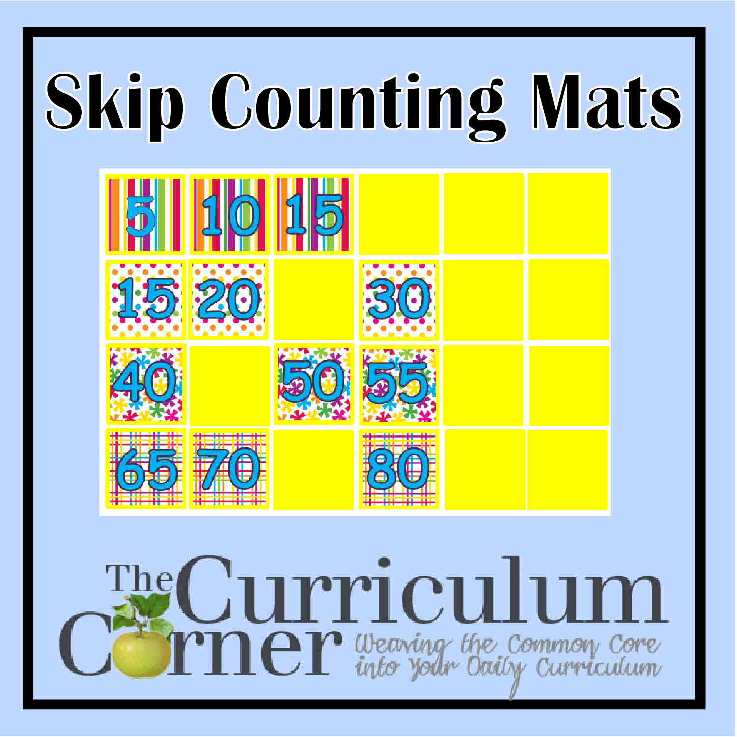 Skip Counting By 2s 5s Amp 10s