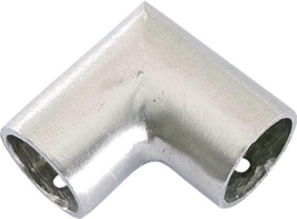 90 degree angle for 3 4 1 or 1 1 4 curtain rod each