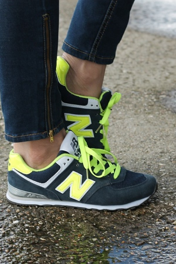 sized_new balance shoes