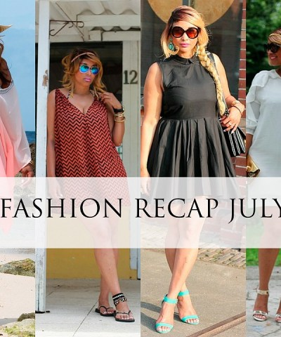 OUTFIT |RECAP JULY 5