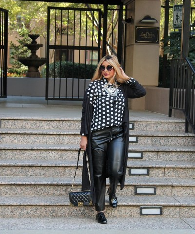 OUTFIT | POLKA DOTS AND MEN'S WEAR 5