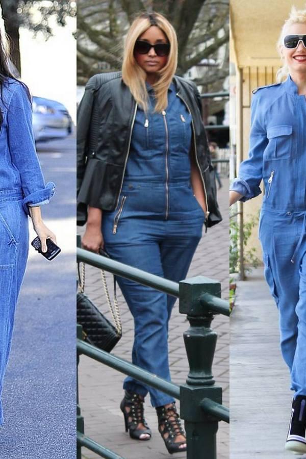 Celebrity style look