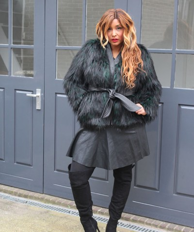 FAUX FUR, LEATHER AND LIPSTICK 15