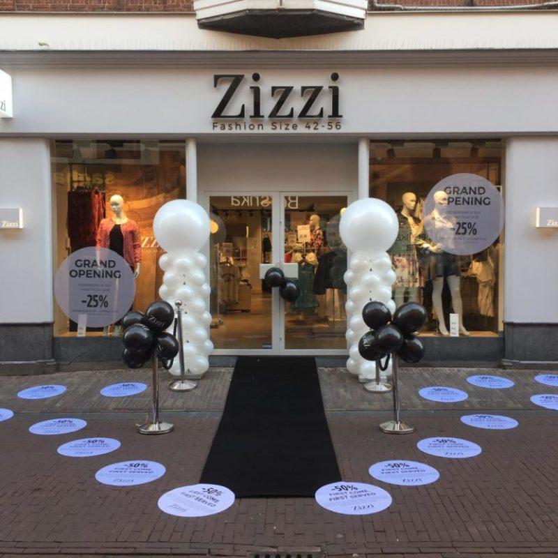 OPENING ZIZZI HAARLEM 6