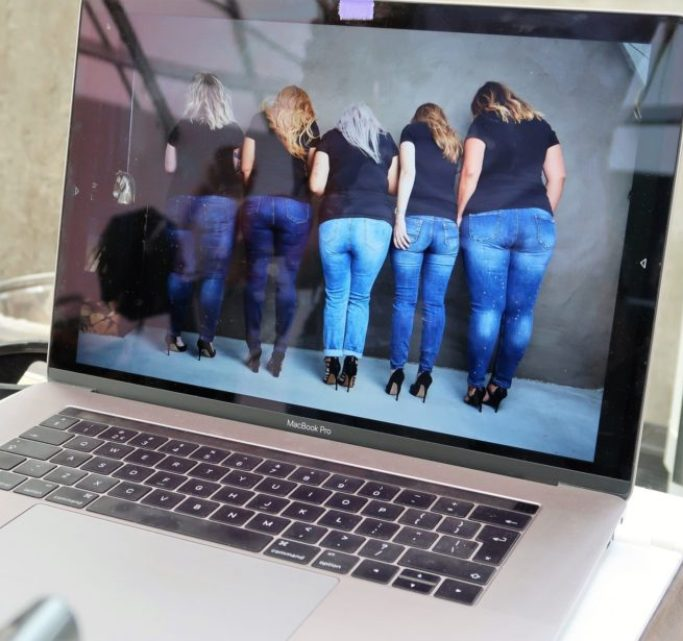 BEHIND THE SCENE OF THE MS MODE DENIM SHOOT 10