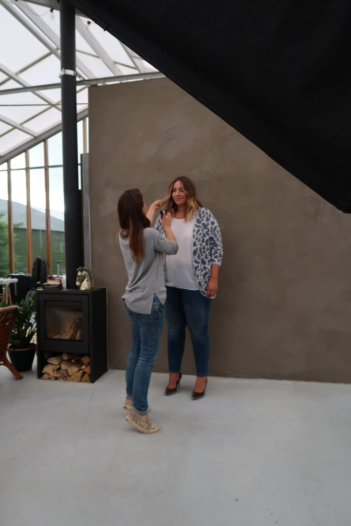 BEHIND THE SCENE OF THE MS MODE DENIM SHOOT 9