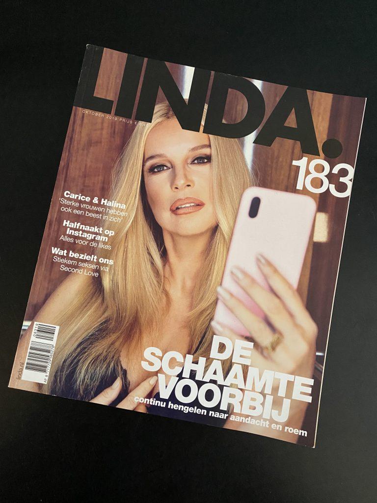 EN TOEN STOND IK IN DE LINDA 183 13