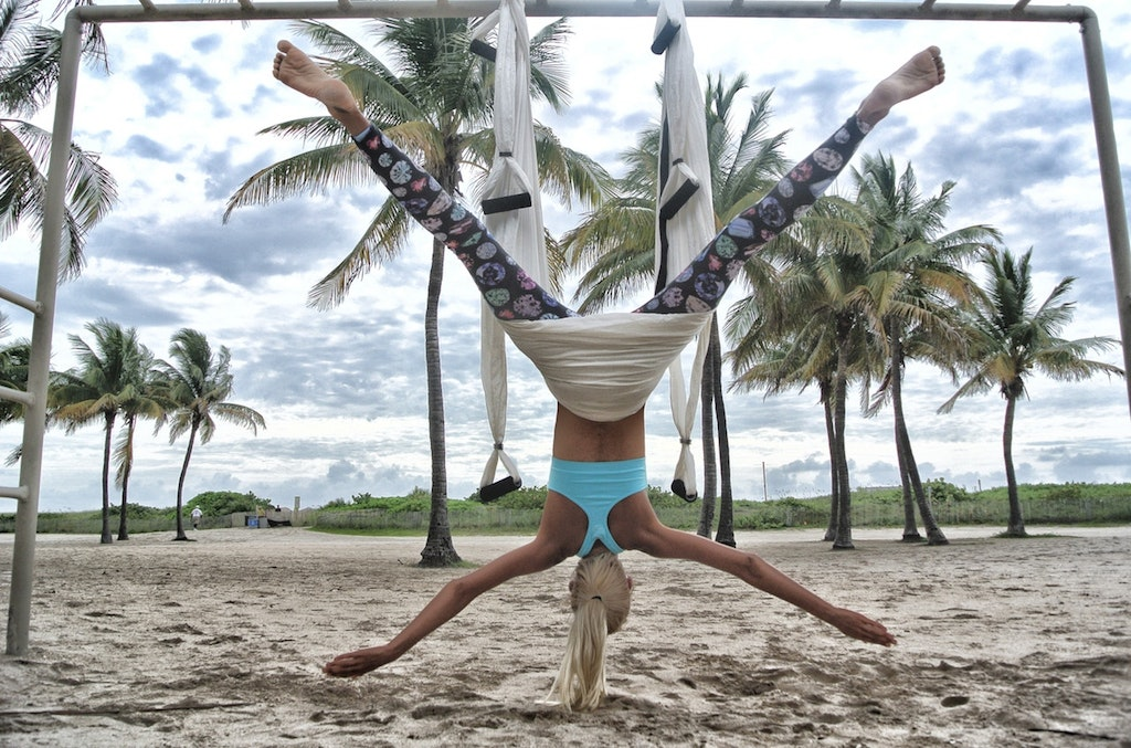 acro yoga for scoliosis