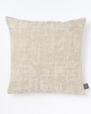 Cream & Neutral Watermark Effect Cushion