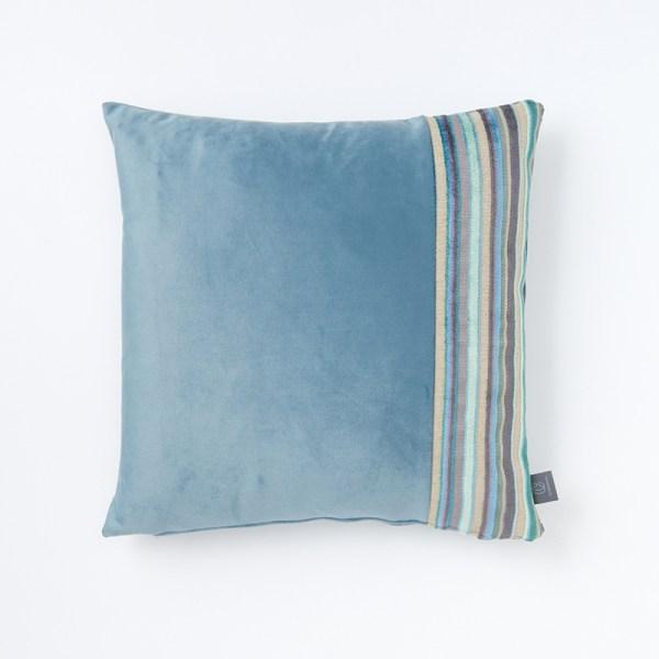 light-teal-stripe-panel-cushion
