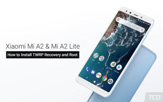 Как установить TWRP Recovery и рутировать Xiaomi Mi A2 / A2 Lite