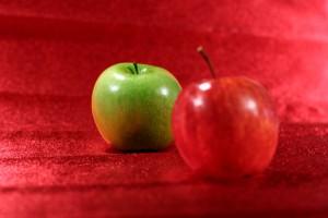 An apple is an apple??
